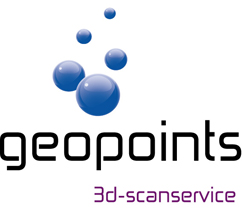Geopoints - 3D-Scanservice