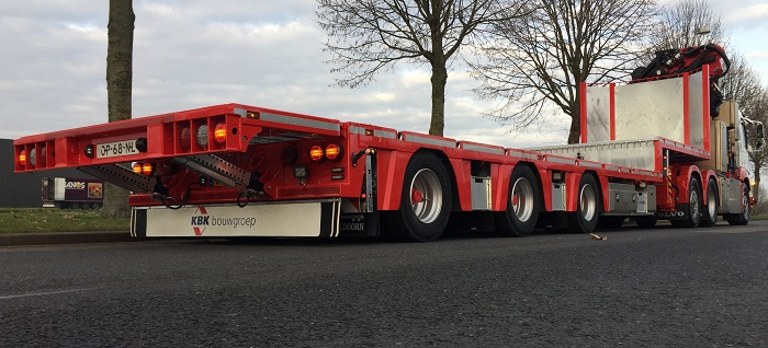 Spiksplinternieuw Home - TRIAS-trailers BL-93